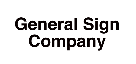 General Sign Company