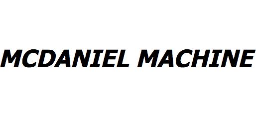 McDaniel Machine Shop